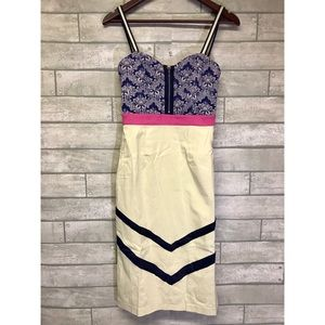 Young Threads midi dress fully lined size Small